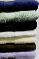 600gsm Luxury 100% Cotton Face Cloths, Hand Towels, Bath Towels or Bath Sheets