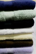600gsm De Lujo 100% Algodón Toallas Para Cabeza, mano,toallas baño o Láminas