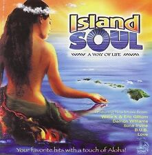 VARIOUS : ISLAND SOUL VOLUME 1 CD