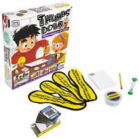 Thumbs Down Complete Challenges With No Thumbs Family Fun Kids Board Game 050391