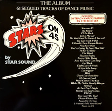 STARSOUND ‎- Stars On 45: The Album (LP) (VG/G++)