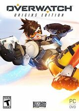 NEW Overwatch: Origins Edition - PC Battlenet CD Key Game Code [GLOBAL]