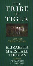 The Tribe of Tiger: Cats and Their Culture (G K Hall Large Print Book)