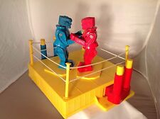 Rock 'em Sock 'em Robots Game 2001 Mattel Used