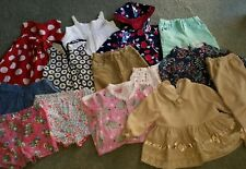 GIRLS CLOTHES BULK LOT SIZE 1 TO 18 MONTHS