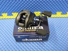 Okuma (HP) Helios TCS Blue Right Handed Low Profile Baitcast Reel HTC-273V