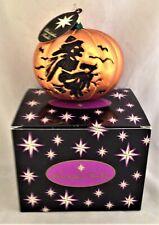 "Christopher Radko ""Pumpkin Pose"" Halloween Ornament"