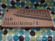 Apple Extended Keyboard II ADB New Factory Box Vintage Rare M0312 M3501 SEALED