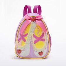 B46c Pink Capezio Dance Bag Ballet Childrens