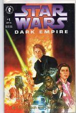 STAR WARS Dark Empire #1 Veitch Kennedy 1991 Dark Horse