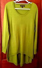 Zaket & Plover - Green Tunic Marino Wool Blend - Size - XL