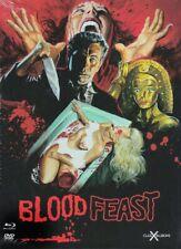 Blood Feast Mediabook - RAR OVP NEU - Original Herschell Gordon Lewis limitiert