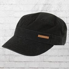 Billabong Military Kappe Corporal Cap schwarz Mütze Cappy Army Hat Haube