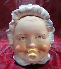 Boite Bijoux Tabac Figurine Bebe Style Art Deco Style Art Nouveau Porcelaine