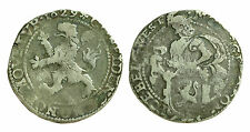 pci0639) Olanda Provincie Unite West Frisia 1581-1795) Mezzo Tallero 1629 AG R !