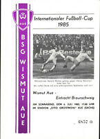 Orig.PRG   IFC SELTEN Intertoto Cup  1986  ROT WEISS ERFURT WITOSCHA SOFIA