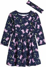 Peppa Pig Summer Dress, Rainbow and Peppa Print for Girls Toddlers