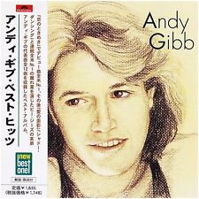 ANDY GIBB - GREATEST HITS - Japan Edition - CD