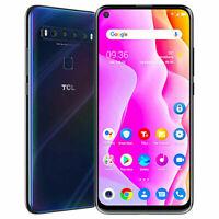 TCL 10L T770B - 64 GB - Marina Blue (Unlocked) Smartphone Lowest Price Grade A+