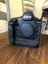 Canon EOS-1D X Mark II, W/ 1-Battery, 2-memory Cards, Charger And Strap- No Box