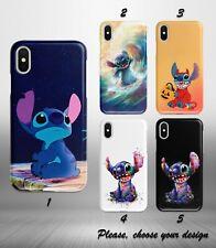 Stitch case for Galaxy s20 s20+ Ultra s10 s10+ s9 s9+ s8 s8+ s7 Edge SN Disney