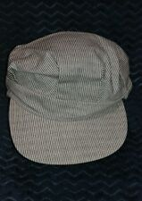 Engineers Cap Cotton Square Cap Train Hat From Jacobson Perfect!