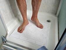 Isagi Antimicrobial - Slip Resistant Square Shower Mat