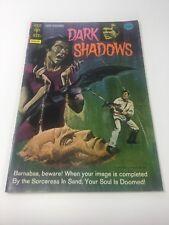 No.24, Dark Shadows, (Barnabas Collins), Gold Key Comic,10240-402,1974,8.0 VF