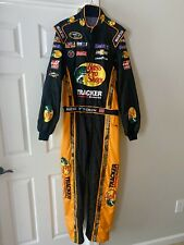 NASCAR Race Used Driver Suit Ty Dillon Bass Pro Shop Stewart Haas Racing #14