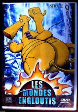 C2)DVD - LES MONDES ENGLOUTIS - Vol 9 - Arkadia, Arkana, Manga NEUF