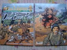 LEGION  ETRANGERE/ Bande dessinée Dien Biên Phu   / FRENCH FOREIGN LEGION