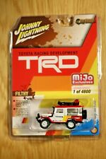 Johnny Lightning 1980 Toyota Land Cruiser 4x4 TRD Mijo Exclusive