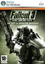 Fallout 3 Game Add On Pack Anchorage PC DVD-Rom