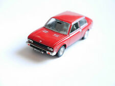 Fiat SEAT 123 3P in rot rouge rosso roja red Mira in 1:43 - modifiziert modified