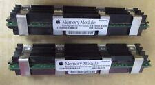 2 X Micron MT18HTF12872JDY-80ED6D4 1 GB de memoria RAM 800 MHz 240p ECC 1.8 V FBDIMM