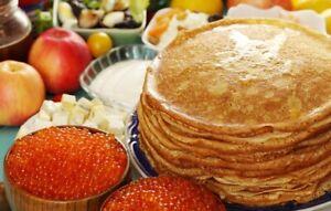 yummy pancakes red caviar home decor