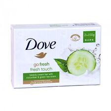 Dove Go Fresh Fresh Touch Beauty Cream Bar 2 X 100g