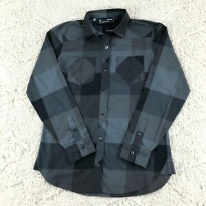UNDER ARMOUR Women's UA Tradesman Flannel 2.0 Shirt Size: Medium