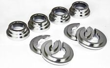Rear Subframe Locking Collars | Skyline R32 R33 R43 GTST GTR GTT | S13 S14 S15