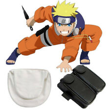 HOT Anime Naruto Ninja Cosplay Costume Accessory - Toy Kunai Weapon Holder Set
