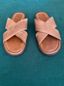 COLE HANN LEATHER Men's Sandals