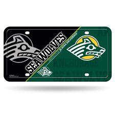 Alaska Seawolves Logo NCAA 12x6 Auto Metal License Plate Tag CAR TRUCK