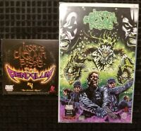 Insane Clown Posse - The Pendulum 4 of 12 Comic Book + CD Single Set twiztid icp