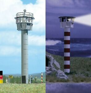 Busch 1015 Beobachtungsturm DDR-Grenze H0 / TT Bausatz Neu