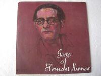 Geets of Hemant Kumar  LP Record Bollywood India-1733