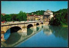 AD0388 Torino- Città - Ponte sul Po e Gran Madre di Dio