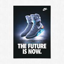 Nike Mag A2 Poster Sneaker / Trainer Print - Air Max