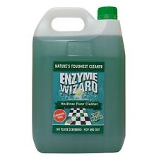 Enzyme Wizard No Rinse Floor Cleaner 5lt Bottle