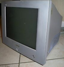 Vintage Sony Trinitron Color Monitor -- Model HMD A200; Video Gamers Gaming CRT