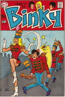 Leave It To Binky Comic Book #68, DC Comics 1969 FINE+